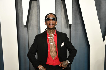 Wiz Khalifa 2020 Vanity Fair Oscar Party - Look Book