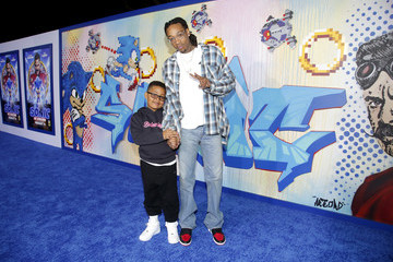 "Wiz Khalifa ""Sonic The Hedgehog"" LA Special Screening"
