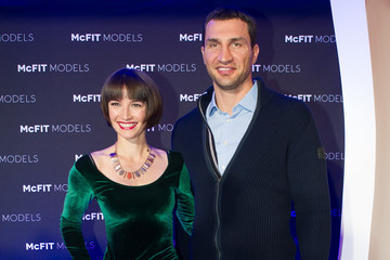 Wladimir Klitschko McFit Models Launch Held in Berlin