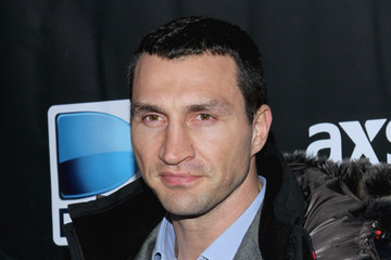 Wladimir Klitschko DirecTV Super Saturday Night - Arrivals