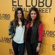 Clara Lago and Hiba Abouk