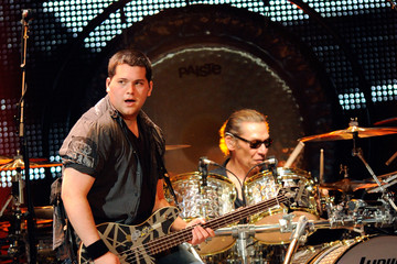 Wolfgang Van Halen Van Halen Performs At The MGM Grand Garden Arena
