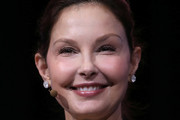 Actress and activist Ashley Judd looks on during the 29th annual Conference of the Professional Businesswomen of California (PBWC) on April 24, 2018 in San Francisco, California. The PBWC is a day of keynote speakers and seminars by top female leaders and panels of industry experts.