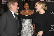 Steven Spielberg, Gabrielle Union and Kate Hudson attend The Women's Cancer Research Fund's An Unforgettable Evening Benefit Gala at the Beverly Wilshire Four Seasons Hotel on February 28, 2019 in Beverly Hills, California.