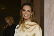 Elizabeth Chambers poses for portrait at The Women's Cancer Research Fund's An Unforgettable Evening 2020 at Beverly Wilshire, A Four Seasons Hotel on February 27, 2020 in Beverly Hills, California.