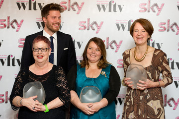 Jo Brand Women In Film And TV Awards 2011