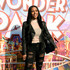 """Alexandra Burke attends the UK Gala screening of """"WONDER PARK"""" at Vue Leicester Square on March 24, 2019 in London, England."""