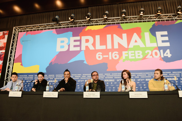 'The Midnight After' Press Conference in Berlin