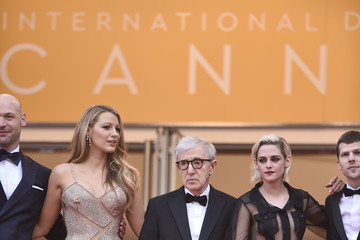Woody Allen Jesse Eisenberg 'Cafe Society' & Opening Gala - Red Carpet Arrivals - The 69th Annual Cannes Film Festival