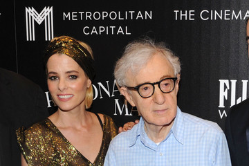 Woody Allen The Cinema Society With FIJI Water and Metropolitan Capital Bank Host a Screening of Sony Pictures Classics' 'Irrational Man'