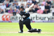 Alexei Kervezee of Worcestershire bats during the NatWest T20 Blast match between Worcestershire and Nottinghamshire at New Road on June 18, 2016 in Worcester, England.
