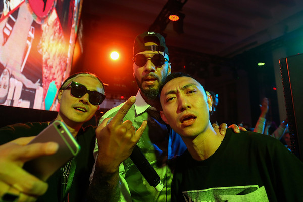 The Dean Collection X Bacardi Present No Commission: Shanghai - Day 3