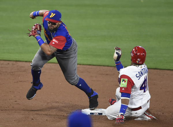 World Baseball Classic - Pool F - Game 3 - Venezuela v Dominican Republic