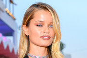 "Frida Aasen walks the red carpet ahead of the movie ""The World To Come"" at the 77th Venice Film Festival on September 06, 2020 in Venice, Italy."