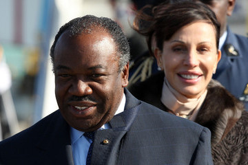 Sylvia Bongo Ondimba World Leaders Arrive In South Korea To Attend 2012 Seoul Nuclear Security Summit