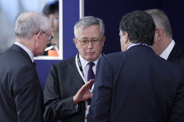 Giulio Tremonti World Leaders Gather In Cannes For The G20 Summit