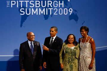 Nompumelelo Ntuli World Leaders Gather For G20 Summit In Pittsburgh