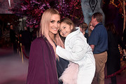 """(L-R) Ashlee Simpson and Jagger Snow Ross attend the world premiere of Disney's """"Frozen 2"""" at Hollywood's Dolby Theatre on Thursday, November 7, 2019 in Hollywood, California."""
