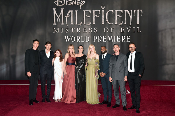 World Premiere Of Disney S Maleficent Mistress Of Evil