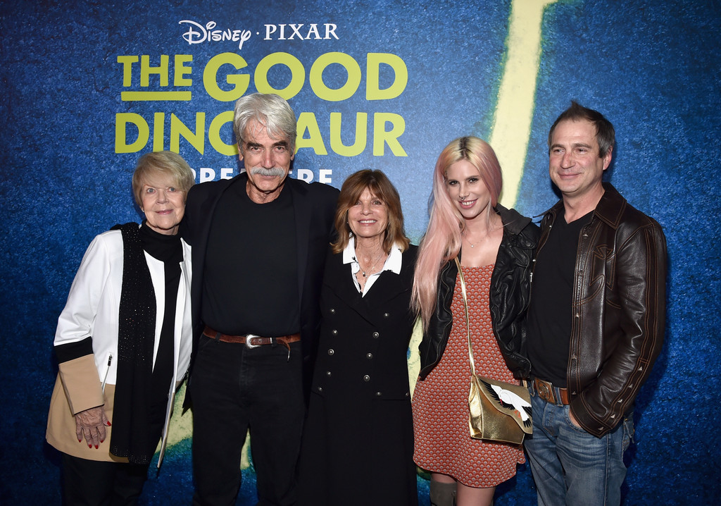 Sam Elliott Photos Photos World Premiere Of Disney Pixar