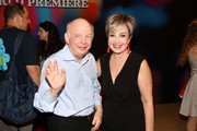 (L-R) Wallace Shawn and Annie Potts attend the world premiere of Disney and Pixar's TOY STORY 4 at the El Capitan Theatre in Hollywood, CA on Tuesday, June 11, 2019.