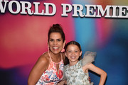 Lori Alan (L) and Madeleine McGraw attend the world premiere of Disney and Pixar's TOY STORY 4 at the El Capitan Theatre in Hollywood, CA on Tuesday, June 11, 2019.