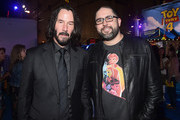 Keanu Reeves Photos Photo