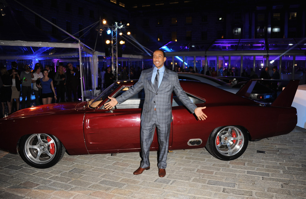 Fast And Furious 6 Star Ludacris Drives A 1993 Acura