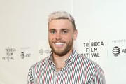 Gus Kenworthy attends the World Premiere Of 'GAY CHORUS DEEP SOUTH' Documentary, Developed And Produced By Airbnb At The 2019 Tribeca Film Festival at Marriott Bonvoy Boundless Theatre on April 29, 2019 in New York City.