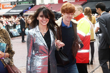 Will Cameron World Premiere - Harry Potter And The Half Blood Prince - Inside Arrivals