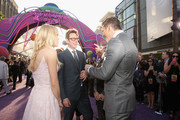 Anna Faris Chris Pratt Photos Photo