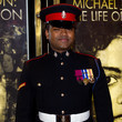 Lance Corporal Johnson Beharry VC The World Premiere of Michael Jackson: The Life Of An Icon