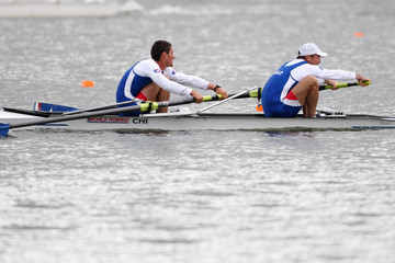 Miguel Cerda Silva World Rowing Championships - Day 6
