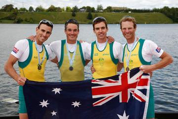 Blair Tunevitsch World Rowing Championships - Day 7