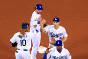 Corey Seager and Cody Bellinger Photos Photo