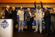 Ned Yost and David D. Glass Photos Photo