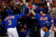 Curtis Granderson David Wright Photos Photo