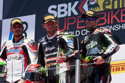 Eugene Laverty Tom Sykes Photos Photo