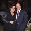 Howard W. Lutnick and Rosie O'Donnell