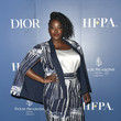 Wunmi Mosaku HFPA/THR TIFF PARTY - Arrivals
