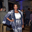 Wunmi Mosaku RBC Hosted 'Sweetness in the Belly' Cocktail Party At Toronto Film Festival 2019