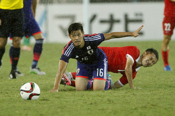 Wuxi China v Japan - EAFF East Asian Cup 2015