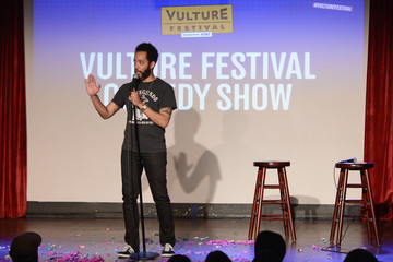 Wyatt Cenac Vulture Festival Presented By AT&T - Comedy Show