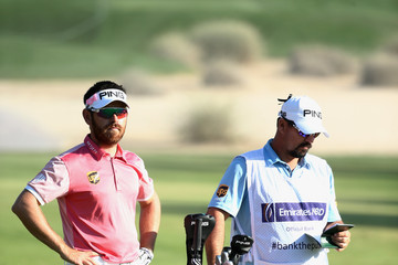 Wynand Stander Omega Dubai Desert Classic - Day Two