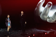 Luna and Marco Mengoni Photos Photo