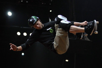 Pierre Luc Gagnon X Games Los Angeles 2012 - Day 3