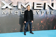 "Bryan Singer attends a Global Fan Screening of ""X-Men Apocalypse"" at BFI IMAX on May 9, 2016 in London, England."