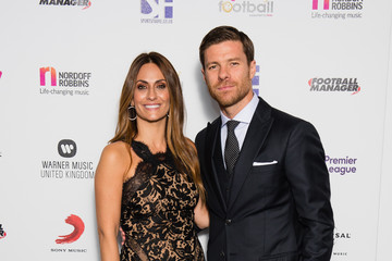 Xabi Alonso Legends of Football - Red Carpet Arrivals