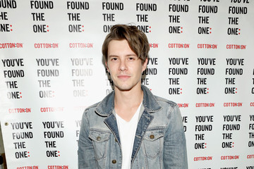 Xavier Samuel The ONE by Cotton On Launch