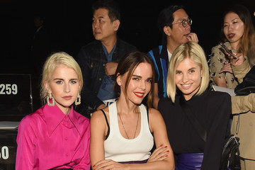Xenia Adonts Marc Jacobs Spring 2019 Runway - Front Row